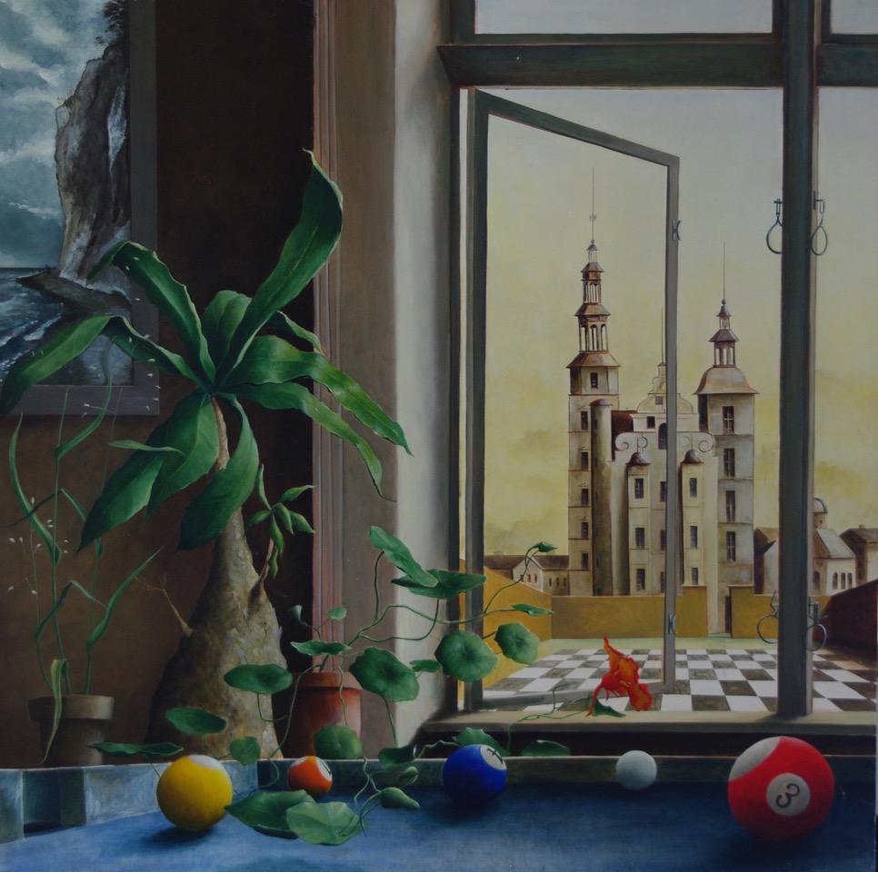 »Die Schönheit des Spiels«, Benjamin Kerwien